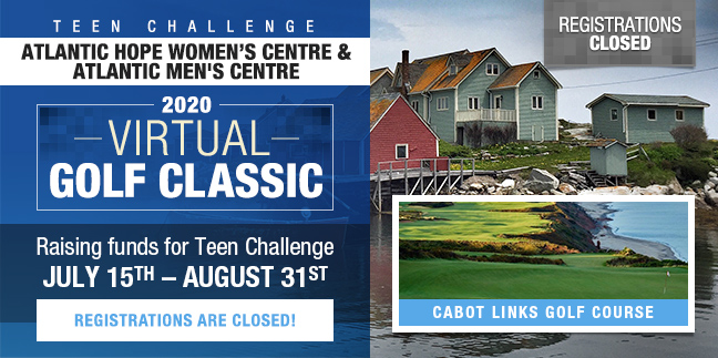 Atlantic Hope Women's Centre & Atlantic Men's Centre Virtual Golf Classic