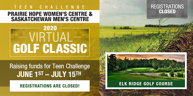 Prairie Hope Women's Centre & Saskatchewan Men's Centre Virtual Golf Classic